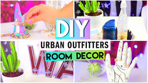 diy room decor urban outfitters style youtube