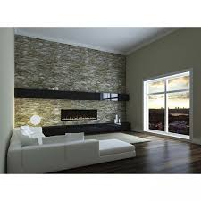 Electric Fireplaces Amazon by Shop Dimplex Xlf50 Ignitexl Built In Linear Electric Fireplace