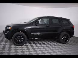 2017 jeep altitude black jeep grand cherokee altitude 4wd in ohio for sale used cars on