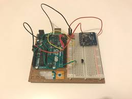 creating a temperature sensor for ios using ble and arduino