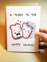congratulations marriage card ring wedding card pencil and in color ring wedding card