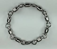 metal bracelet images Images for the adventurous stainless steel swivel bracelet guy beard jpg