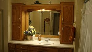 aesthetic country style bathroom furniture for ash wood cabinets