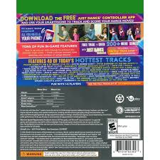 just dance 2017 xbox one ubisoft 887256023027 walmart com