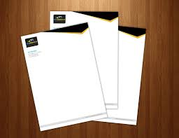 Business Letterhead Printing by Letterhead Printing