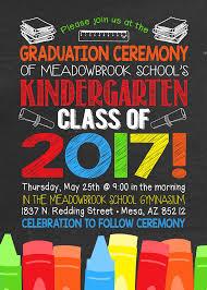 kindergarten graduation invitations graduation invitation kindergarten graduation invitation