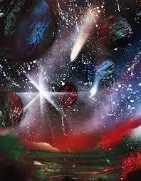 Spray Paint Universe Spray Paint Space Scene 3 By Jgrace143 On Deviantart