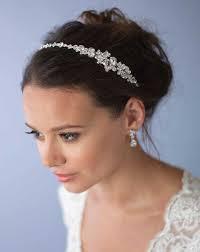 rhinestone headbands usabride wedding headbands