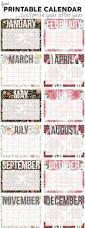 Diy Planner Template Best 20 Calendar Templates Ideas On Pinterest Free Printable