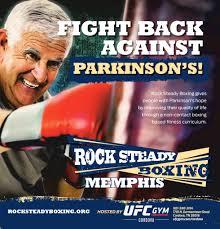 rock steady boxing memphis fight back against parkinson u0027s