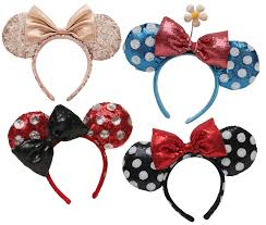 christmas headbands new christmas headbands coming to disney parks