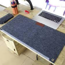 Staples Desk Organiser Desk Aiboully 6333cm Soft Wool Felt Woolfelt Laptop Desk Mat