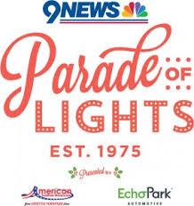 denver parade of lights 2017 9news parade of lights creative strategies group