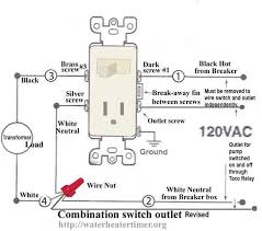 wiring diagram switched receptacle size outlet engine