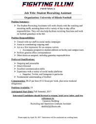 Cover Letter For Graduate Assistantship Illinois Undeclared Uofiundeclared Twitter