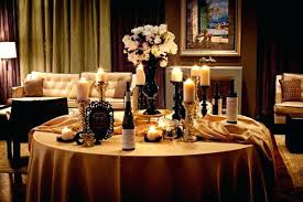 black and gold centerpieces for tables black and gold decorations stunning black and gold table decorations