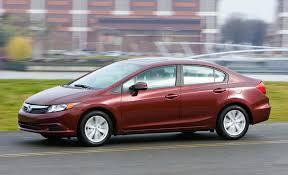 Fabuloso 2012 Honda Civic First Drive | Review | Car and Driver #TS67
