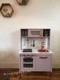 Ikea Kitchen Hack Here U0027s The Second Play Kitchen I U0027ve Made For Our Daughter Ikea