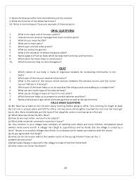 What Is A Reflex Action Example Class X Science Support Material