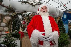 best santa s grottos in liverpool to visit this
