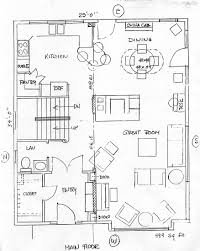 floor plan with perspective house house plan masonry heater house plan