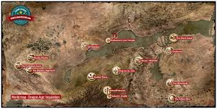 Hunger Games World Map by World Map Dragon Age Inquisition World Atlas Dragon Age