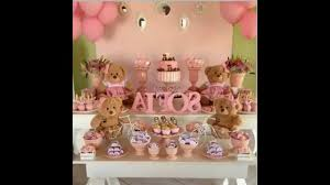 pink and brown baby shower pink and brown baby shower ideas