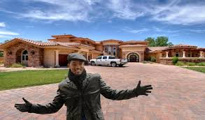 11 luxurious houses of celebrities that you need to see born realist