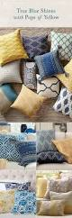building a dream house navy throw pillows master bedroom