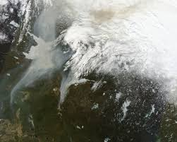 California Wildfire Satellite View by Wildfire In Alberta Fire Earth