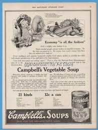 cbell kitchen recipe ideas 1918 cbell s soup kid vegetable fashion is my food