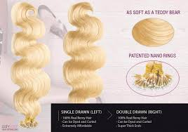 hair rings buy images Buy cheap nano tip ring hair extensions jpg