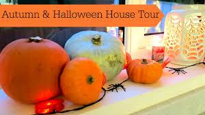 autumn u0026 halloween house tour youtube