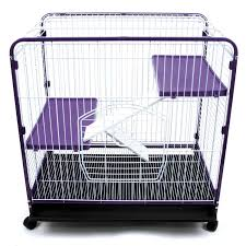Petsmart Small Animal Cages Ware Indoor 3 Level Hutch Small Animal Cage Petco