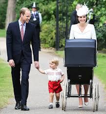 princess charlotte u0027s christening pics of the royal family