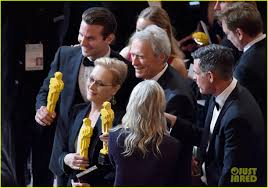 Meryl Streep Home by Oscars 2015 Losers Go Home With Lego Trophies Photos Photo