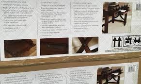 Universal Furniture Desk Universal Furniture Broadmoore Writing Desk Costco Weekender