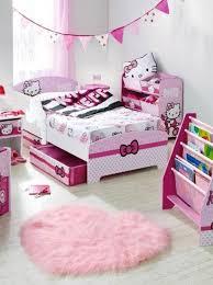 Adorable Hello Kitty Bedroom Ideas For Girls Rilane - Girls bedroom ideas pink