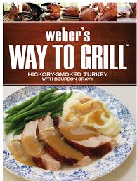 thanksgiving turkey tips from weber grills grilling with rich