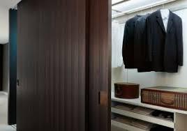 Dark Wood Sliding Wardrobe Doors Sliding Wardrobes Warehouse  Floor