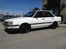 1986 subaru brat subaru leone generations technical specifications and fuel economy