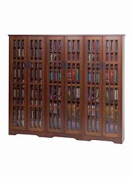dvd cabinets with glass doors products