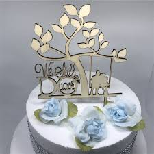 we do cake topper personalized wedding cake topper we still do acrylic silver