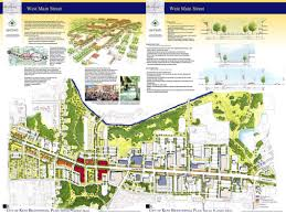 Ohio City Map City Of Kent Ohio Comprehensive Plan