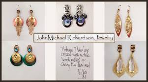 michael richardson earrings michael richardson jewelry whispers of naples