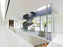 Interior Courtyard Love This Central Interior Courtyard With Spiral Staircase To A