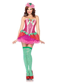 halloween costume stores online 3 pc strawberry sweetie costume amiclubwear costume online store
