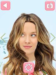 pictures of salon hairstyles for 8 yr old girl ombre hairstyle makeover hair color change r in a virtual hair