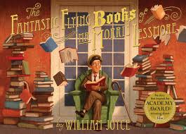 the fantastic flying books of mr morris lessmore book by