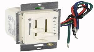 ceiling fan and light control switch emerson ceiling fan control switch sw46w fan speed controller 4